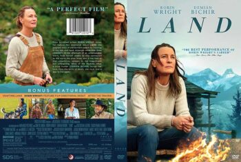 Land 2021 DVD Cover.