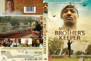 My Brother's Keeper 2021 DVD Cover