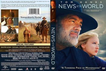 News of the World 2021 DVD Cover
