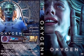 Oxygen 2021 DVD Cover