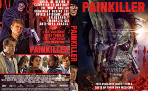 Painkiller 2021 DVD Cover