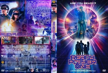 Ready Player One 2018 DVD Cover