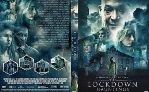 The Lockdown Hauntings 2021 DVD Cover