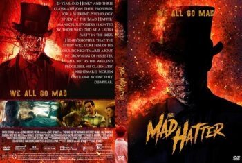 The Mad Hatter 2021 DVD Cover