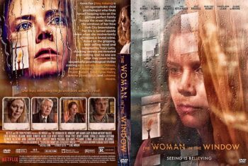 The Woman in the Window 2021 DVD Cover