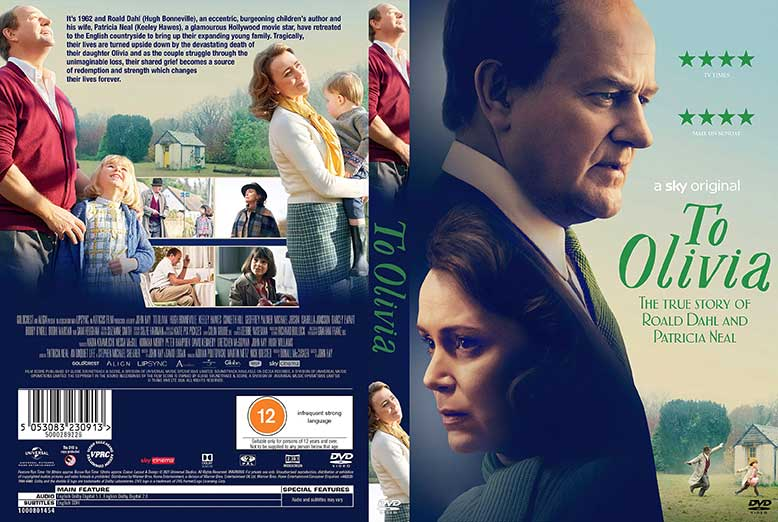 To Olivia 2021 DVD Cover