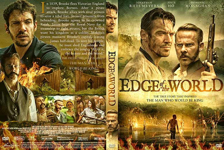 Edge of the World 2021 DVD Cover