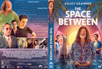 The Space Between 2021 DVD Cover