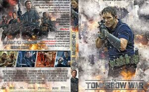 The Tomorrow War 2021 DVD Cover