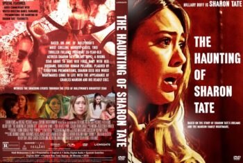 The Haunting of Sharon Tate 2019 DVD Cover