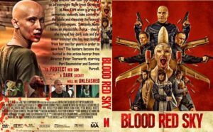 Blood Red Sky 2021 DVD Cover