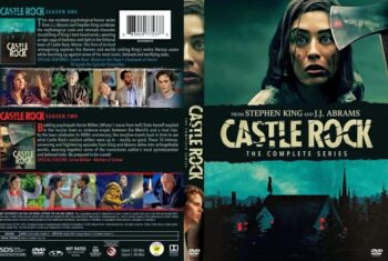 Castle Rock The Complete Series DVD Cover.
