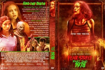 Fear Street Part Two 1978 2021 DVD Cover