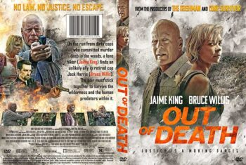 Out of Death 2021 DVD Cover