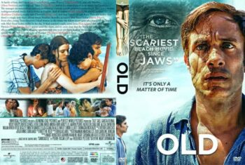 Old 2021 DVD Cover