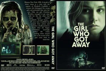 The Girl Who Got Away 2021 DVD Cover