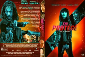 The Protege 2021 DVD Cover