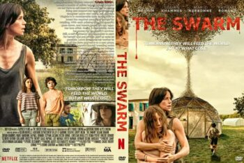 The Swarm 2021 DVD Cover