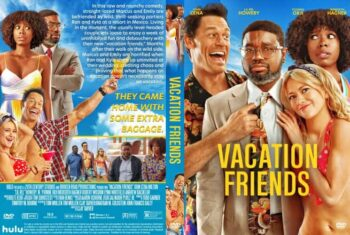 Vacation Friends 2021 DVD Cover
