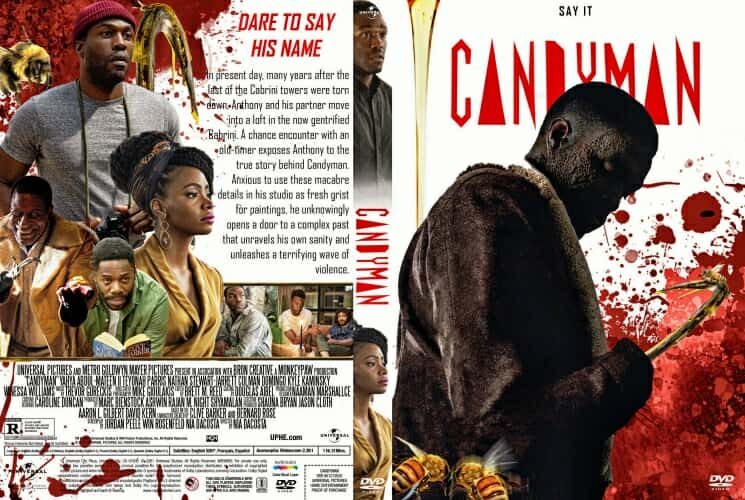 Candyman 2021 DVD Cover