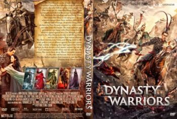 Dynasty Warriors 2021 DVD Cover