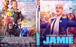 Everybody's Talking About Jamie 2021 DVD Cover
