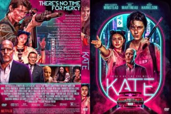 Kate 2021 DVD Cover