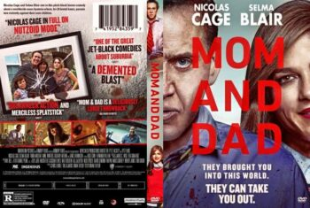 Mom and Dad 2017 DVD Cover