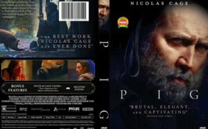 pig 2021 dvd cover
