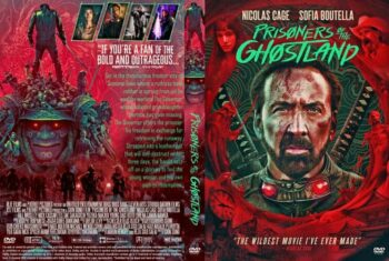 Prisoners of the Ghostland 2021 DVD Cover