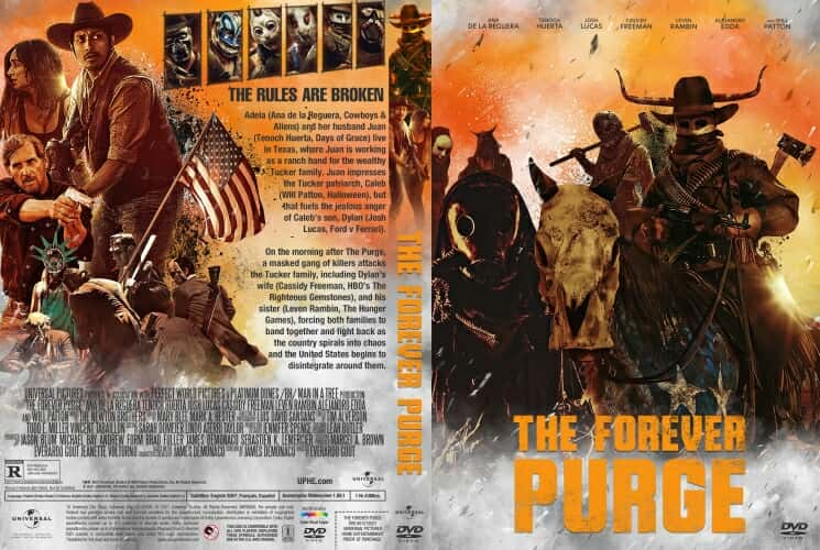 Download The Forever Purge 2021 Dvd Cover Cover Addict