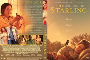 The Starling 2021 DVD Cover