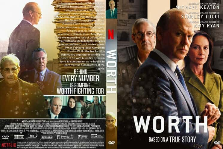 Worth 2021 DVD Cover