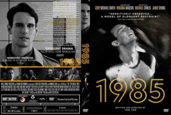 1985 (2018) DVD Cover