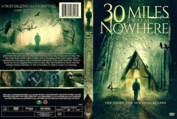 30 Miles from Nowhere 2018 DVD Cover