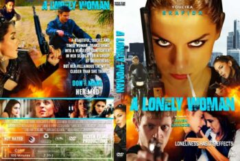 A Lonely Woman 2018 DVD Cover