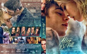 After We Fell 2021 DVD Cover