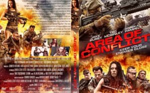 Area of Conflict 2020 DVD Cover