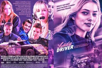 Lady Driver 2020 DVD Cover