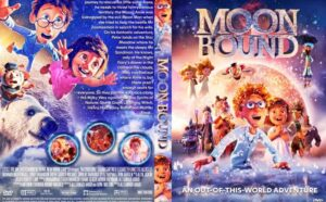 Moonbound 2021 DVD Cover