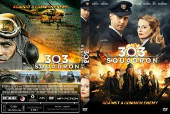 Squadron 303 The Battle of Britain 2018 DVD Cover