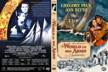 The World in His Arms 1952 DVD Cover