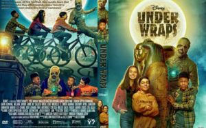 Under Wraps 2021 DVD Cover