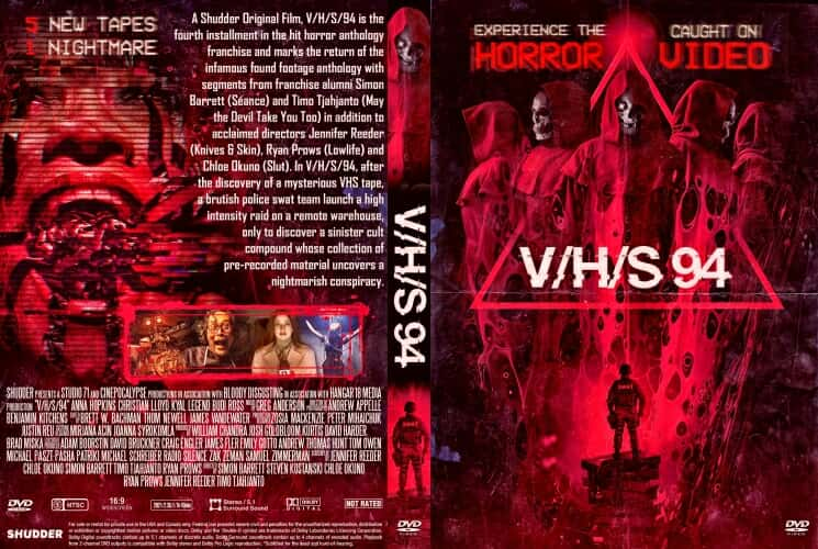 VHS 94 2021 DVD Cover