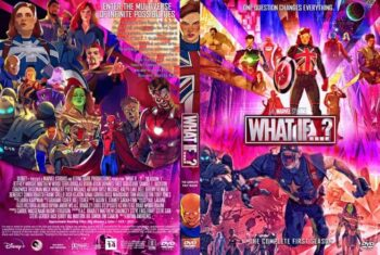 What If Season 1 DVD Cover